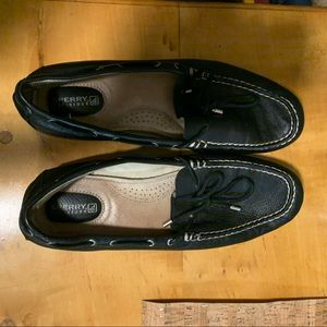 Sperry Leather mocs